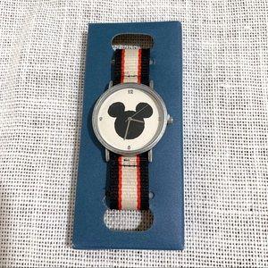 Disney Mickey Mouse Head Wrist Watch